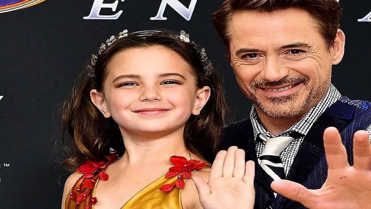 La figlia di Iron Man diventa Rescue per Halloween thumbnail