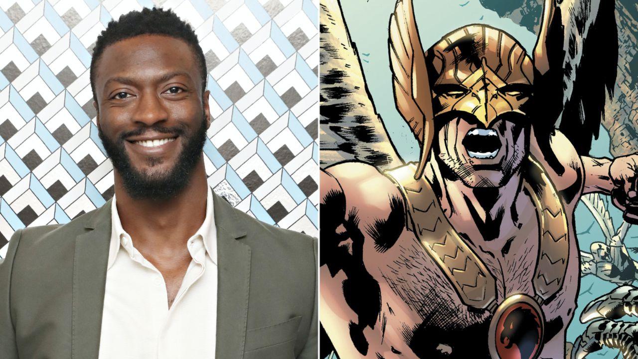Black Adam: l'interprete di Hawkman si è sentito come se avesse vinto alla lotteria thumbnail