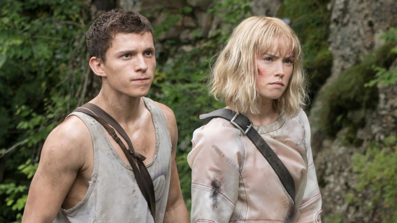 Chaos Walking, il trailer del film con Tom Holland e Daisy Ridley thumbnail