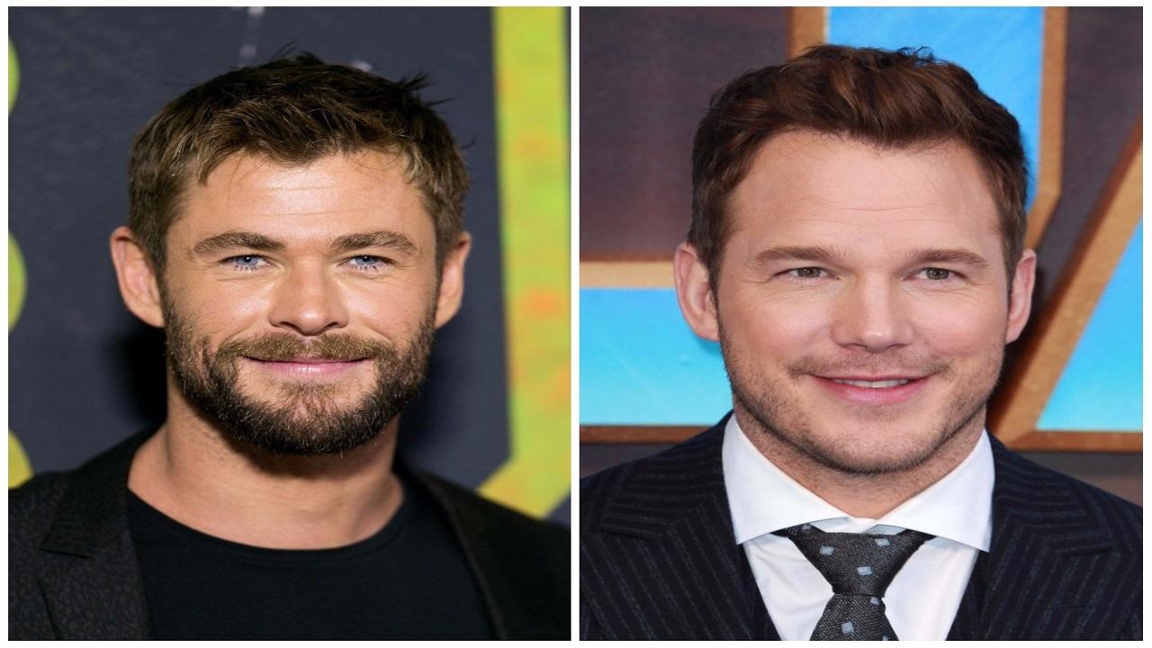 Chris Pratt chiede a Chris Hemsworth di smettere di allenarsi thumbnail
