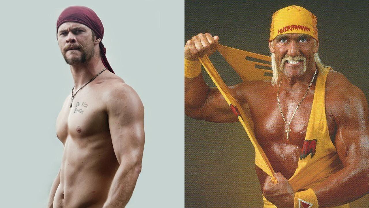 Hulk Hogan approva Chris Hemsworth come suo interprete thumbnail