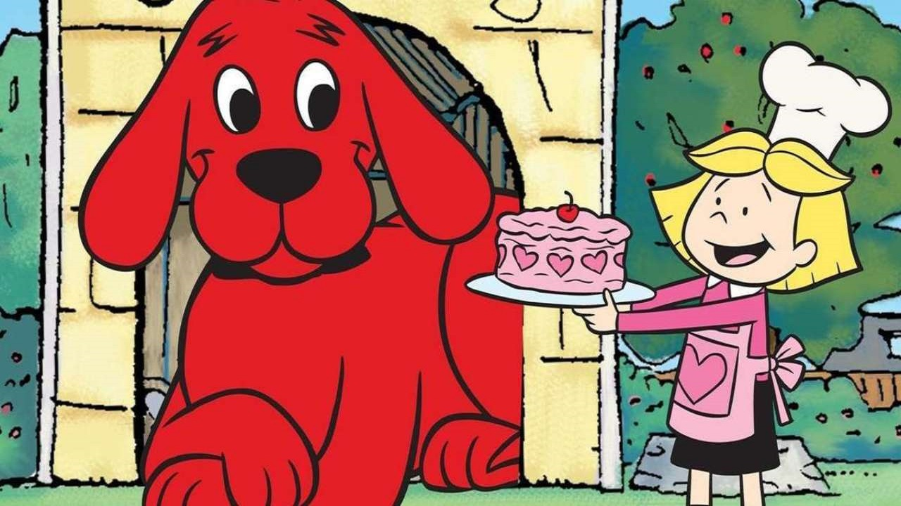 Clifford: arrivano le prime immagini del film thumbnail