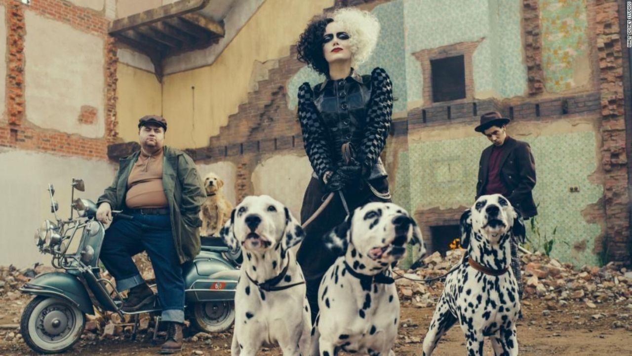 Cruella sta per arrivare: ecco il trailer del prequel con Emma Stone thumbnail