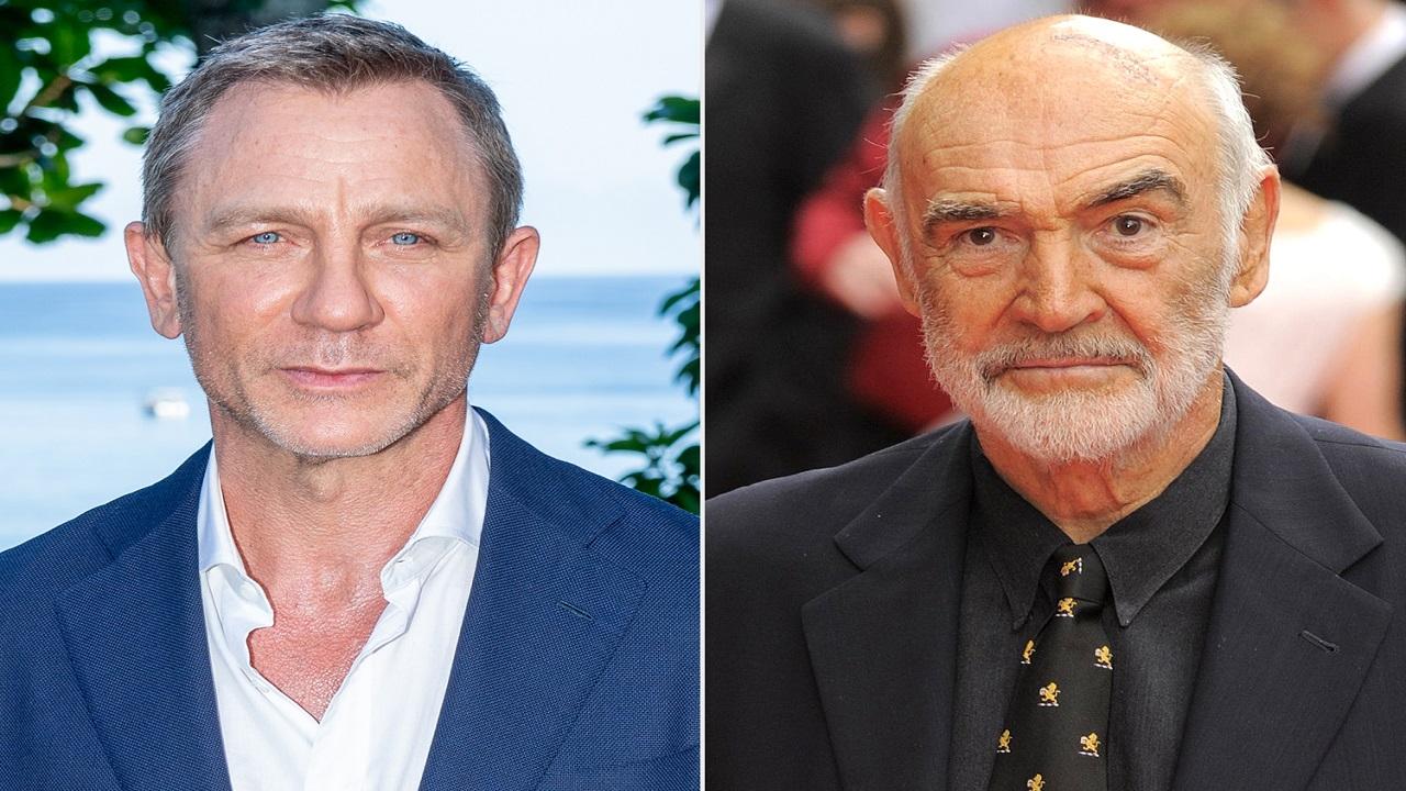 Sean Connery: l'omaggio di Daniel Craig thumbnail
