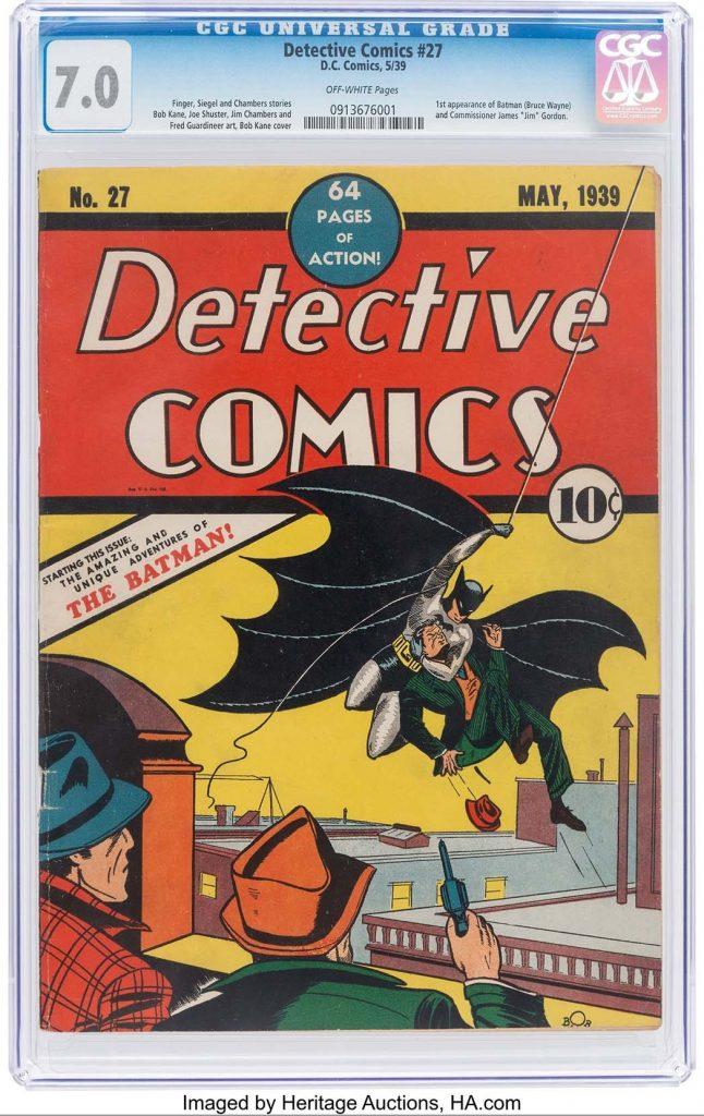 Detective Comics Batman