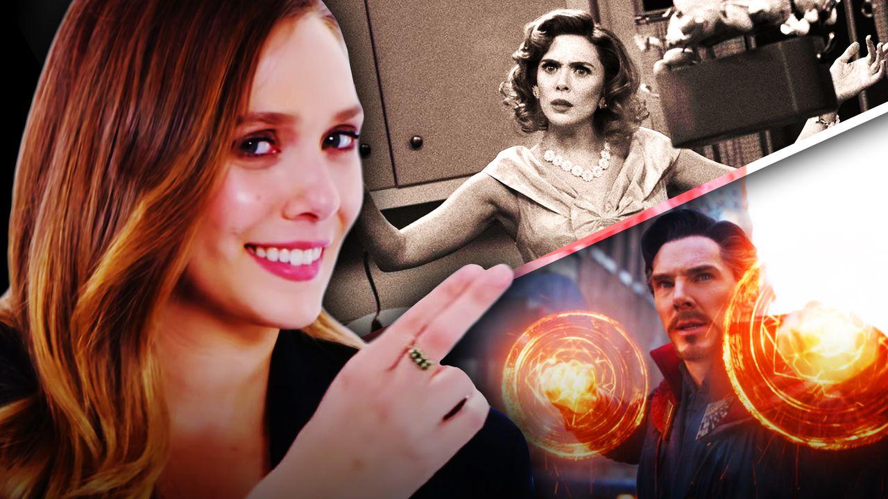 Elizabeth Olsen si unisce alle riprese di Doctor Strange 2 thumbnail