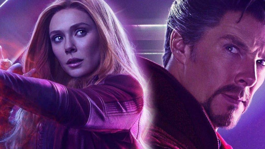 Elizabeth Olsen Doctor Strange 2