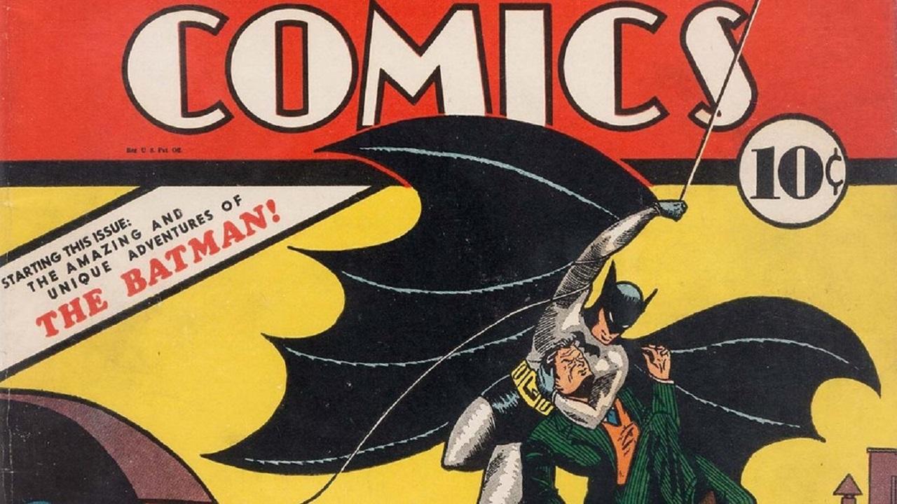 Il primo fumetto di Batman venduto all'asta a una cifra enorme thumbnail