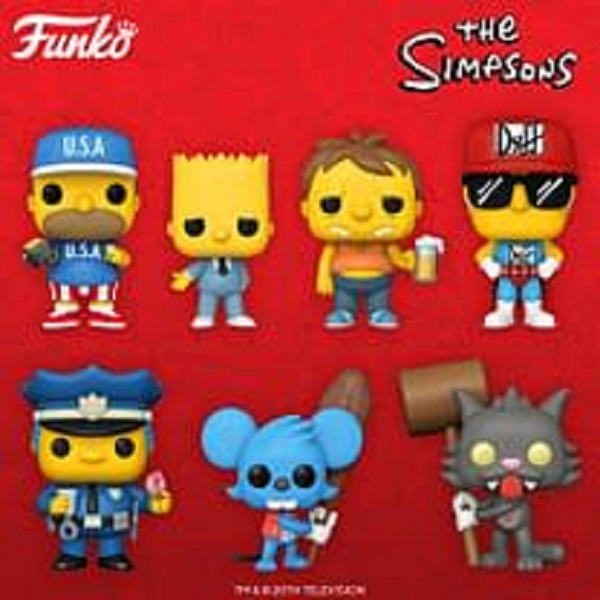 Funko Pop Simpson