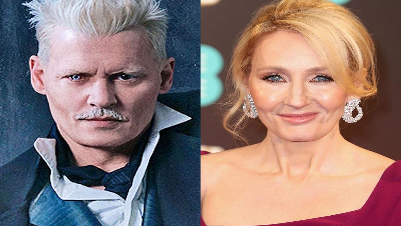 J.K. Rowling non si sarebbe opposta al licenziamento di Depp da Animali Fantastici thumbnail