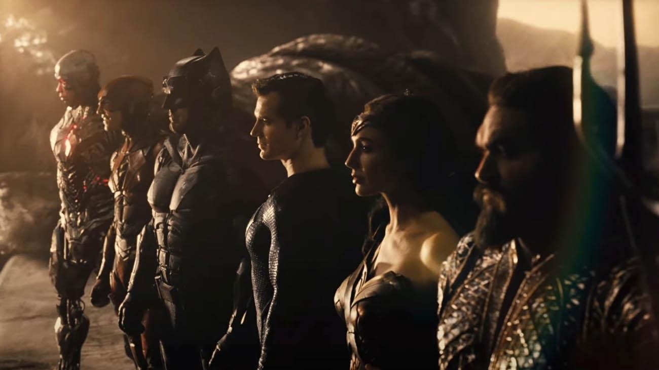 Zack Snyder's Justice League: online una versione aggiornata del trailer thumbnail