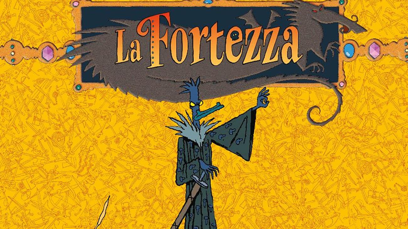 La Fortezza torna in libreria con il secondo volume thumbnail