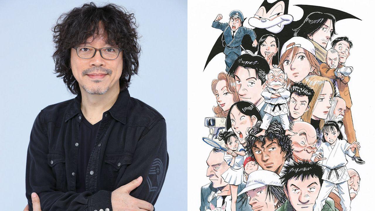 Naoki Urasawa è al lavoro su un anime thumbnail