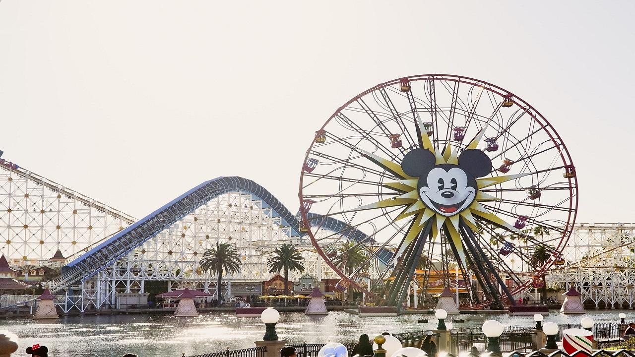 Un fan ricrea un ottovolante di Disneyland in casa thumbnail