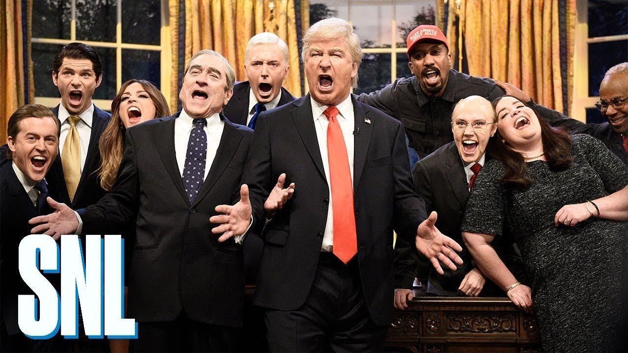 Il Saturday Night Live post-elezioni è stato il più visto dal 2017 thumbnail