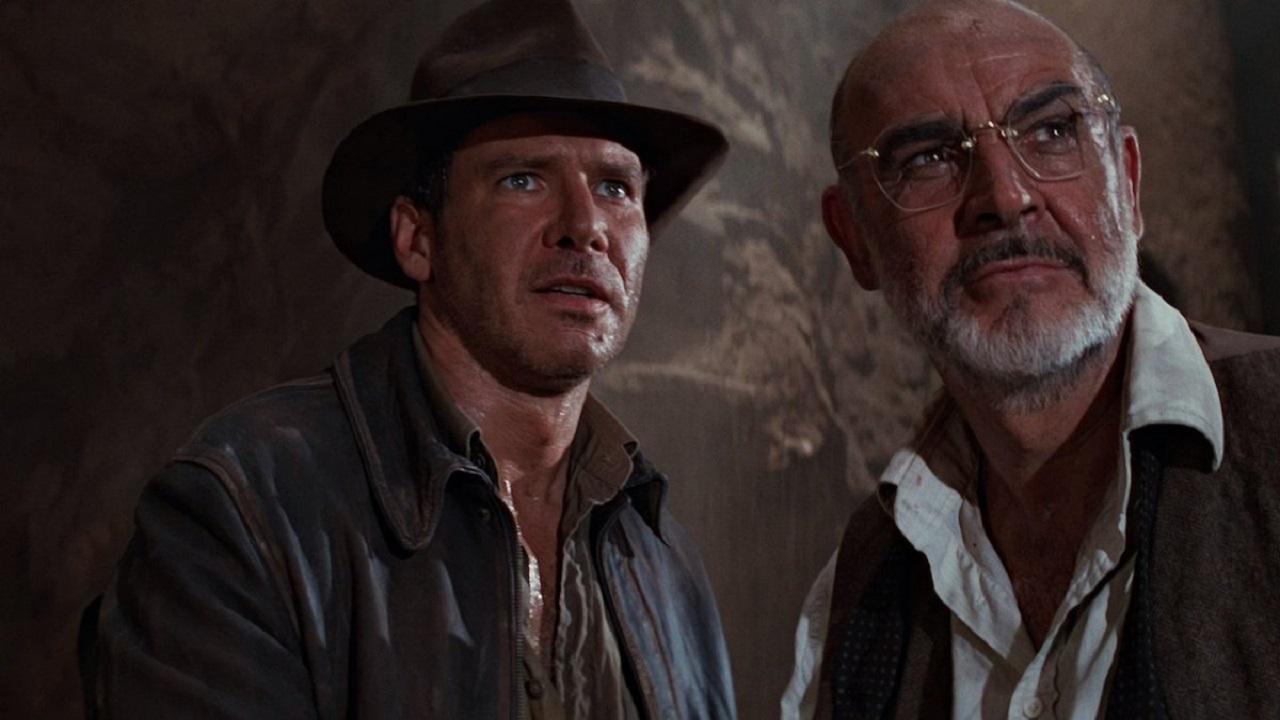Harrison Ford ricorda il 'papà' Sean Connery thumbnail