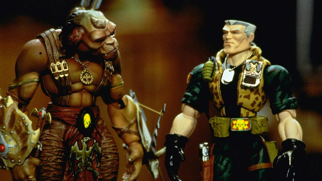 Small Soldiers torna in DVD e Blu-Ray thumbnail
