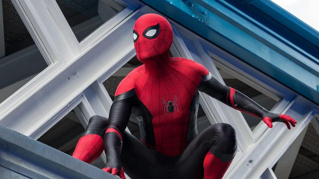 Prima immagine di Spider-man 3 dal set thumbnail