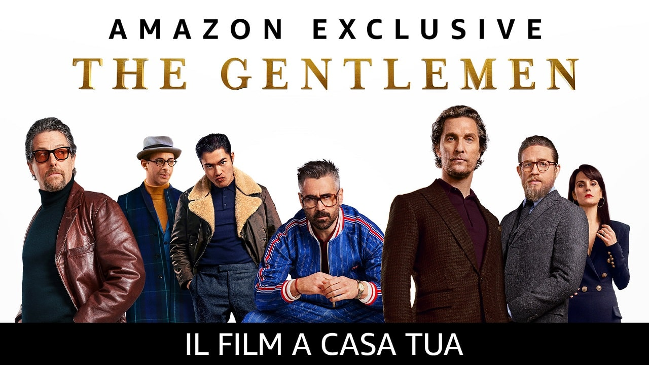 The Gentlemen arrivano a casa tua, in streaming thumbnail