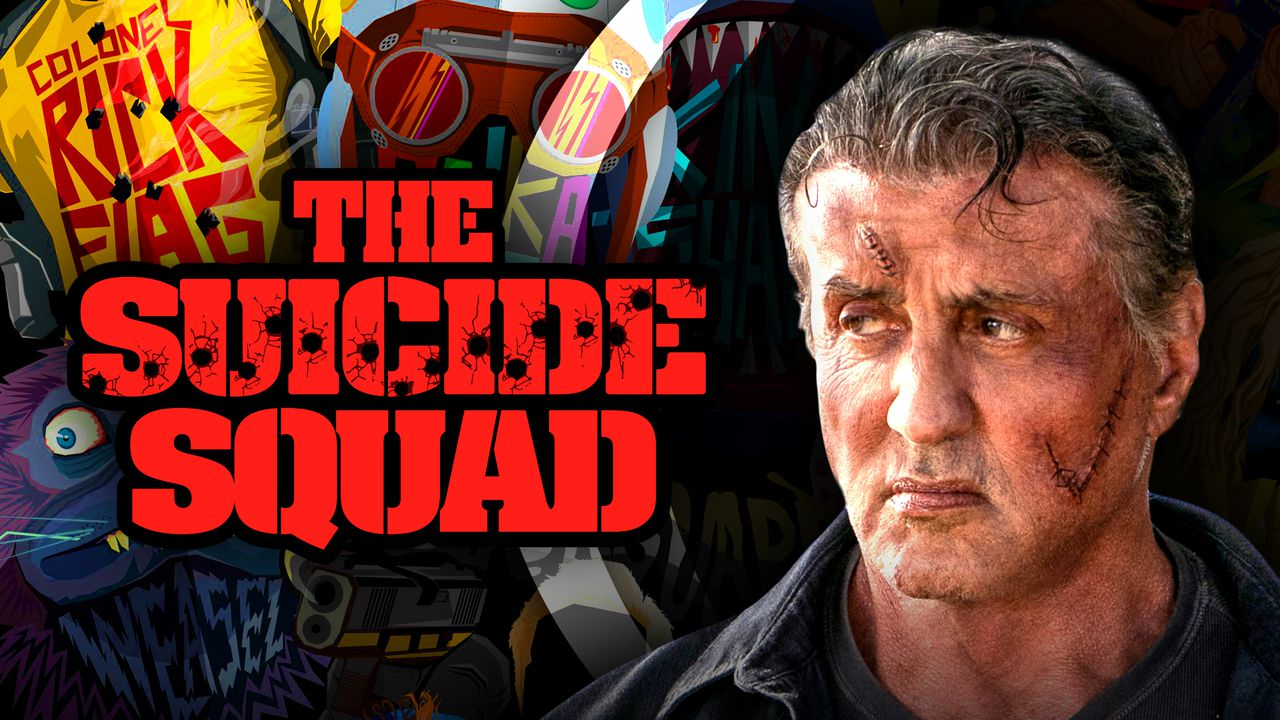 The Suicide Squad: ci sarà anche Sylvester Stallone! thumbnail