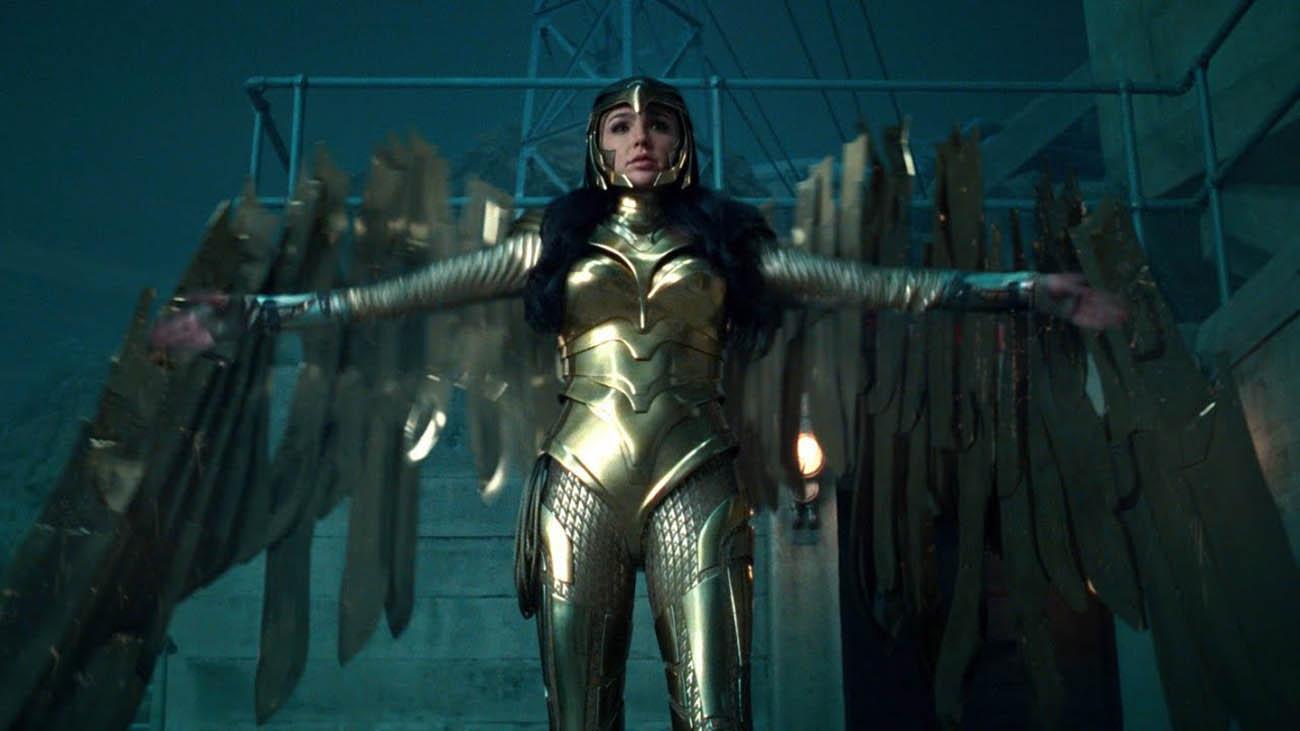 Gal Gadot invita ad andare al cinema a vedere Wonder Woman thumbnail