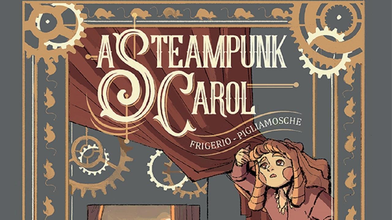 """""""A Steampunk Carol"""", un storia di Natale davvero unica thumbnail"""