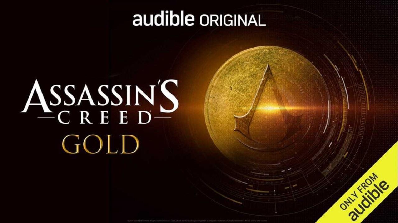 Assassin's Creed Gold è la serie audio che porta in vita lo scontro tra assassini e templari thumbnail