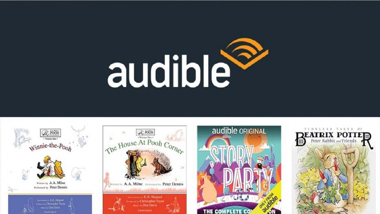 La sezione per bambini e ragazzi si aggiorna: nasce Audible Kids thumbnail