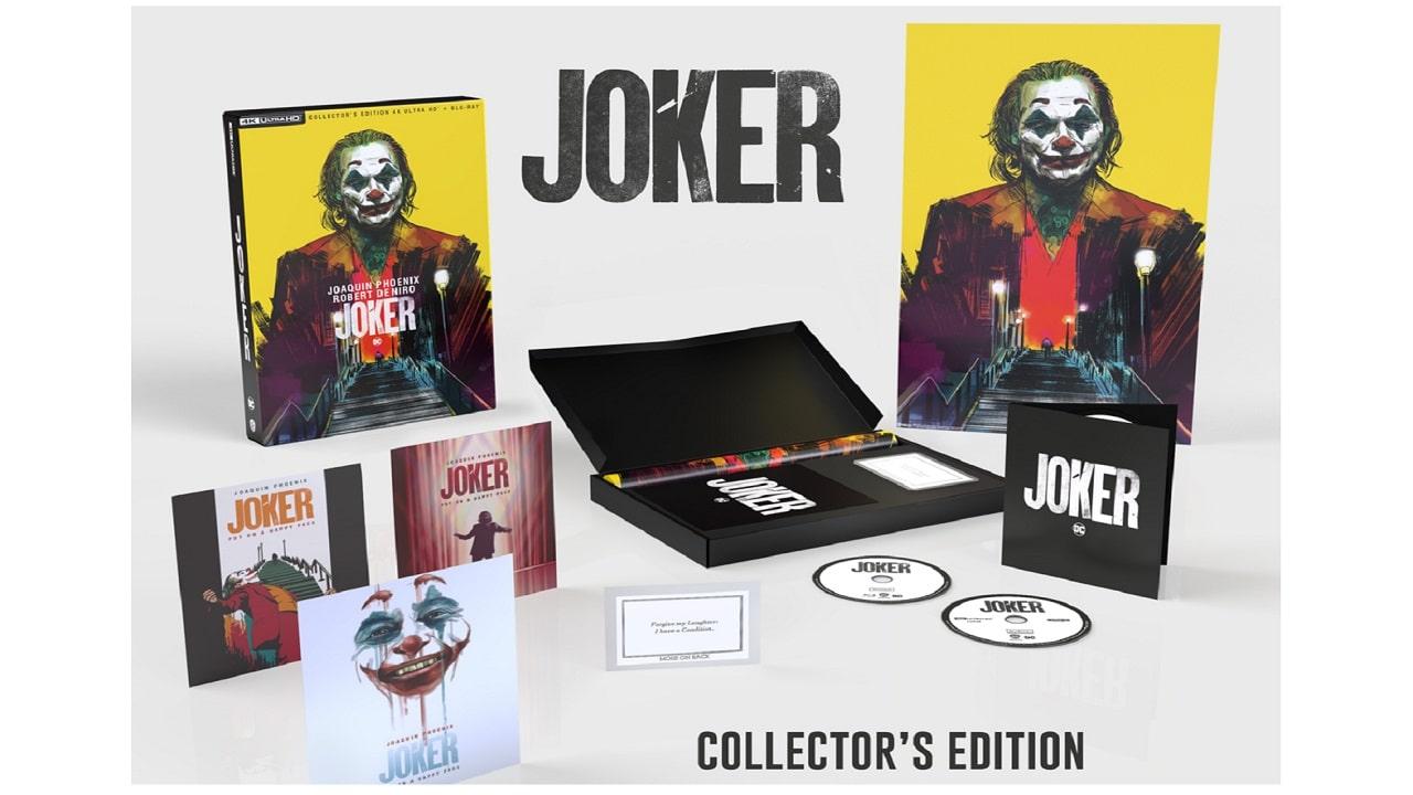 Warner Bros. porta Joker sotto l'albero di Natale thumbnail