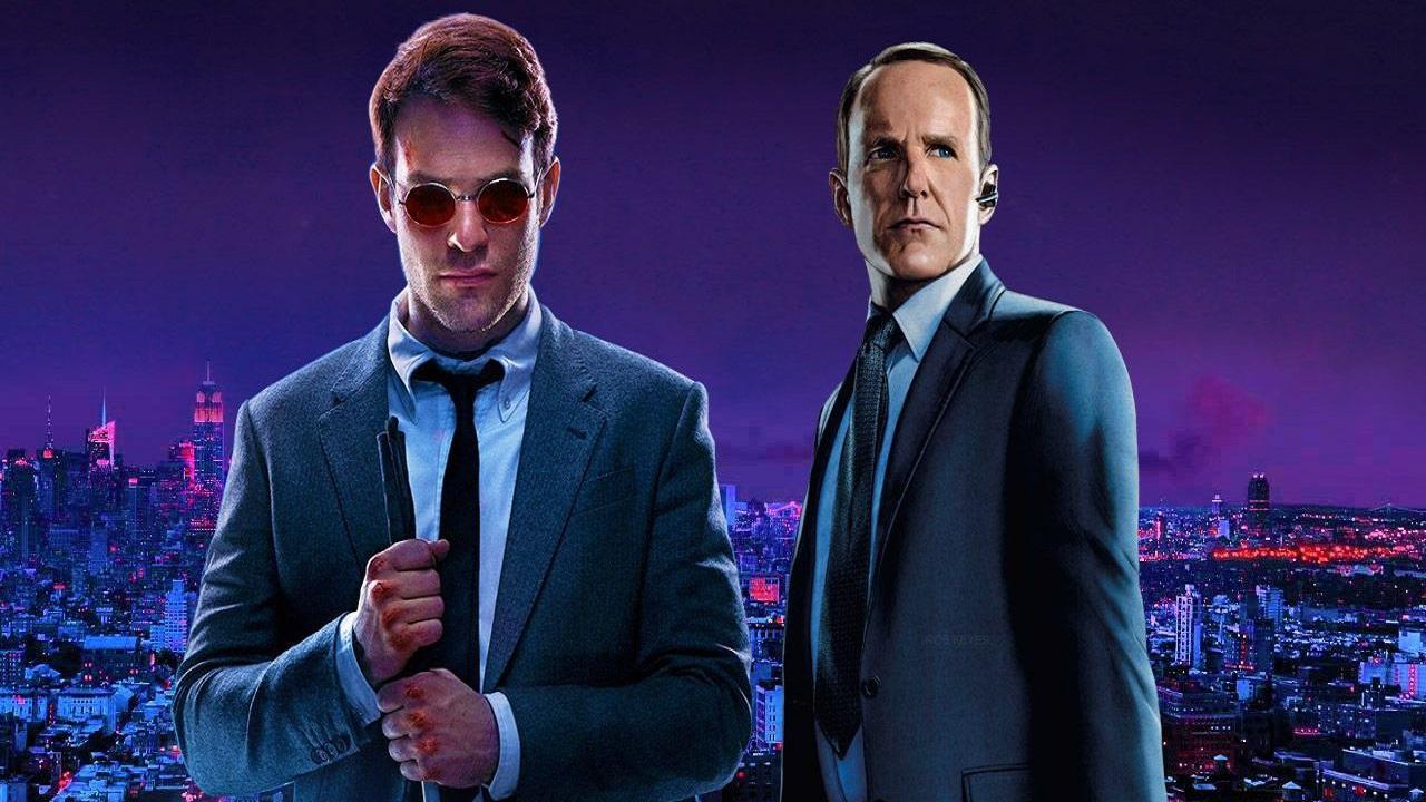 L'Agente Coulson vuole salvare Daredevil thumbnail