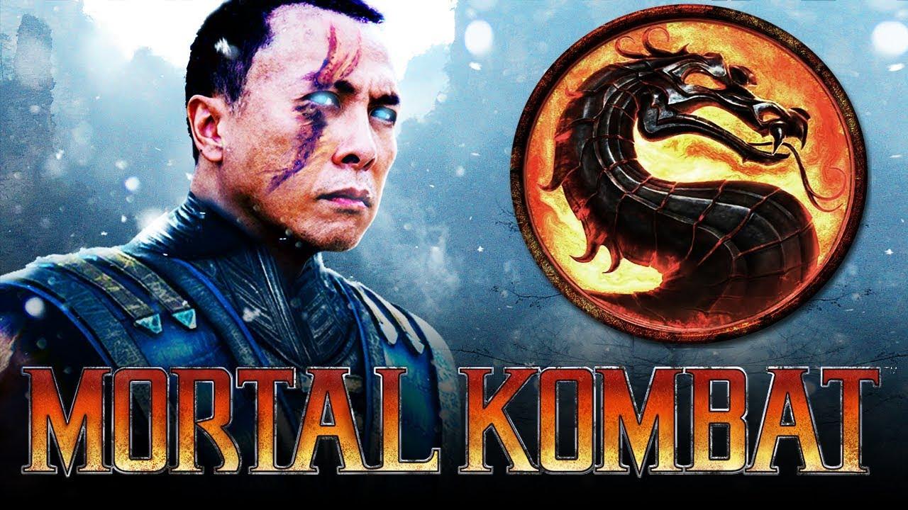 Mortal Kombat: arriva un primo poster del film con protagonista Sub-Zero thumbnail