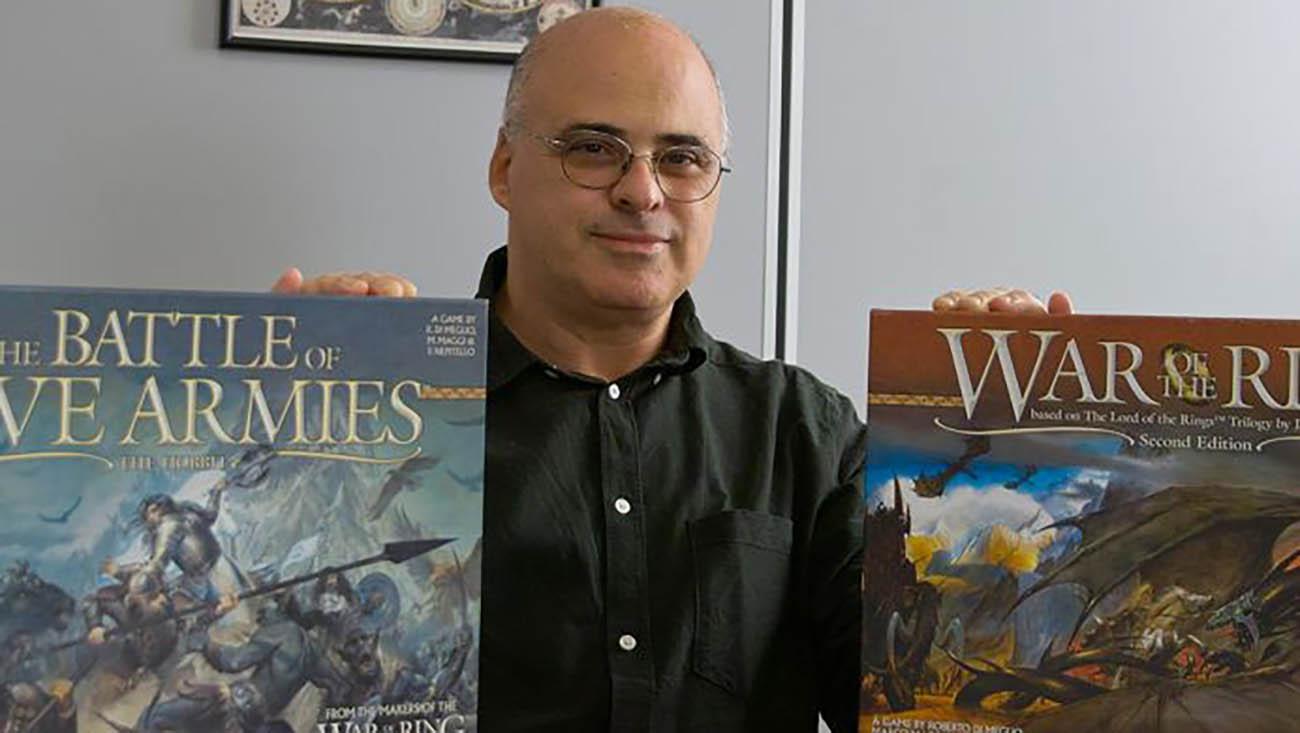Roberto Di Meglio: nel mondo dei boardgames a tutto tondo thumbnail