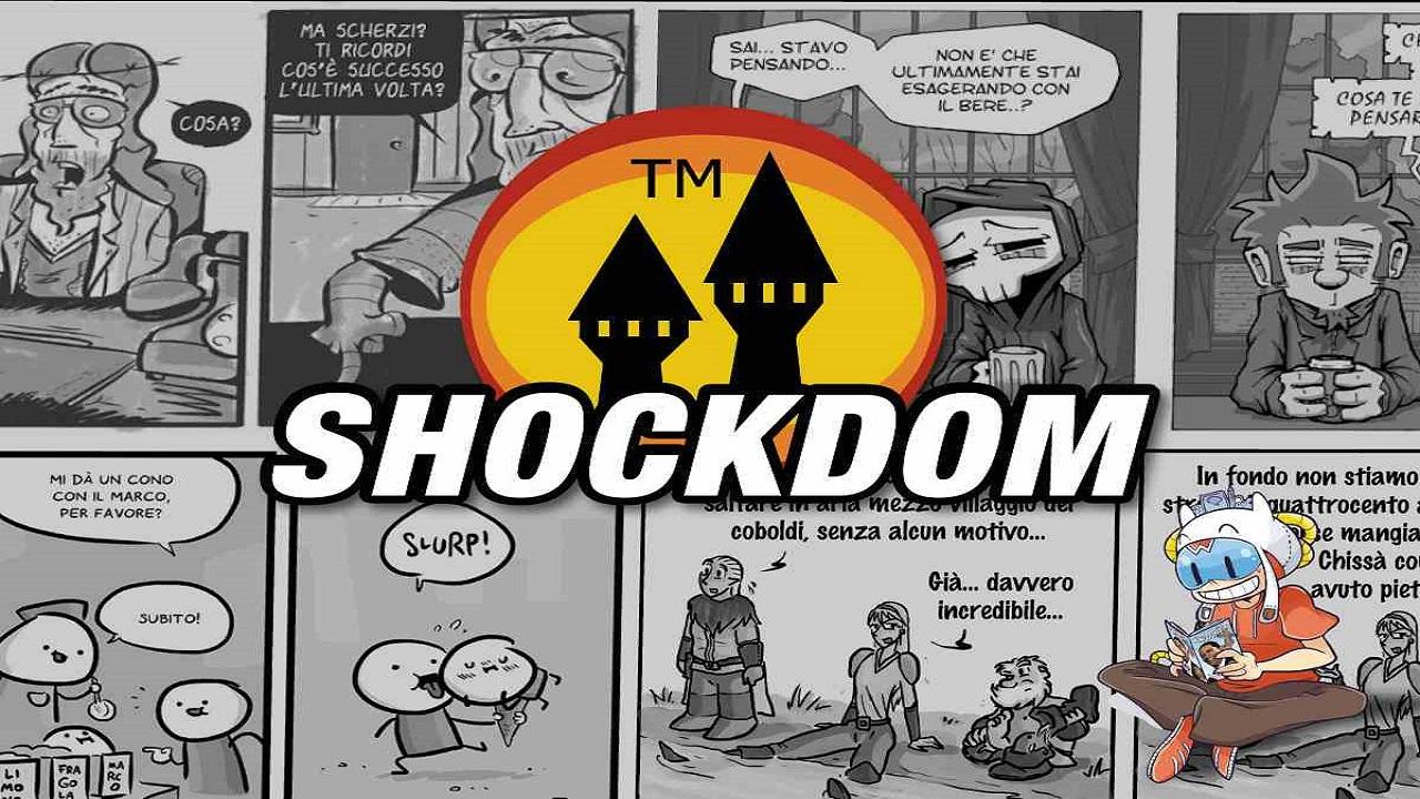 Shockdom sbarca anche negli Stati Uniti thumbnail