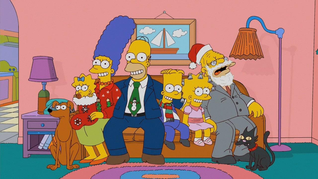 Per Natale, Sky e Fox regalano ai Simpson un canale tutto loro thumbnail