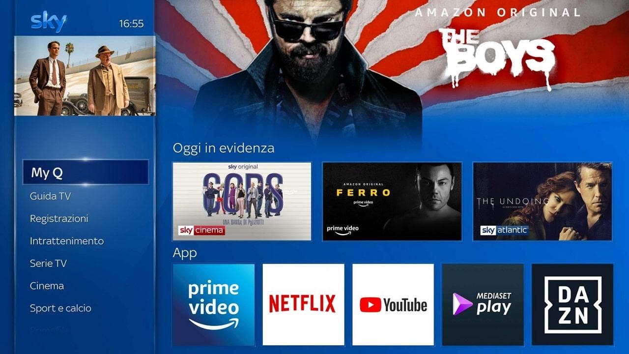 Amazon e Sky, insieme per offrire il meglio dell'intrattenimento thumbnail