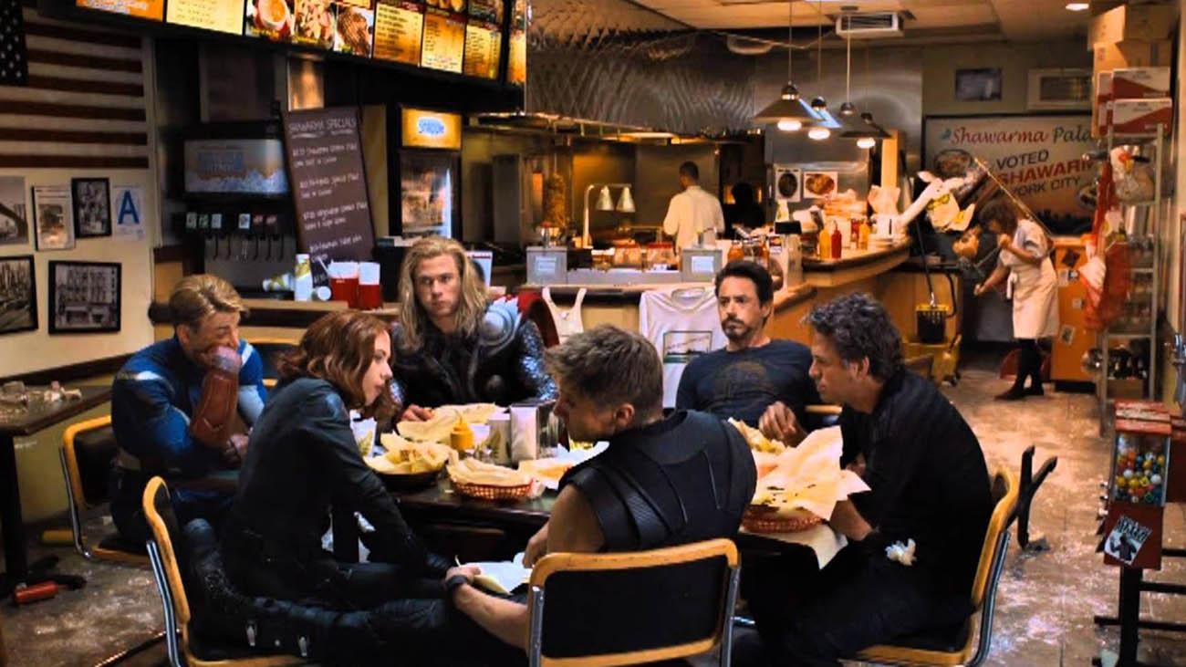 Arrivano i Funko POP degli Avengers che mangiano Shawarma thumbnail