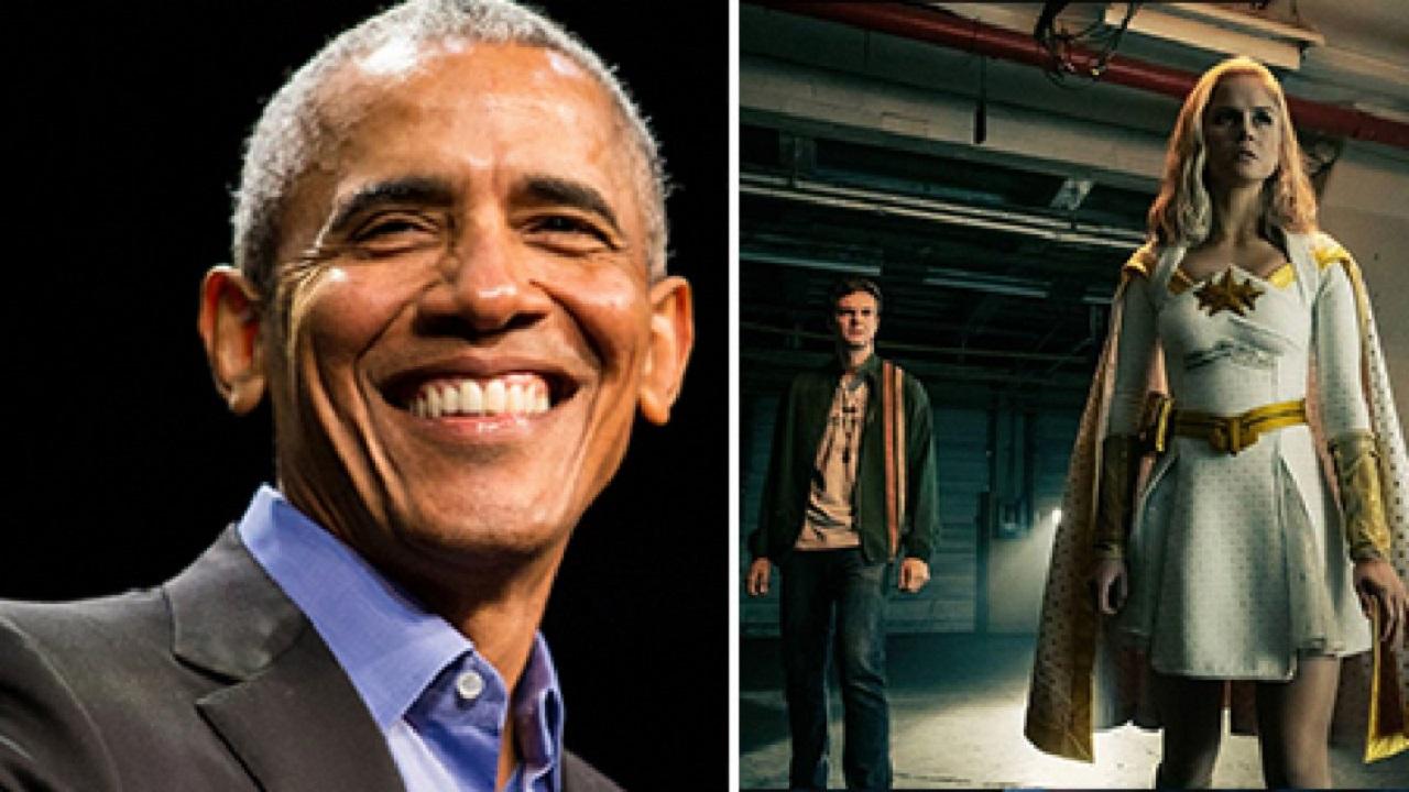 Barack Obama elogia Watchmen, The Boys e altri show thumbnail