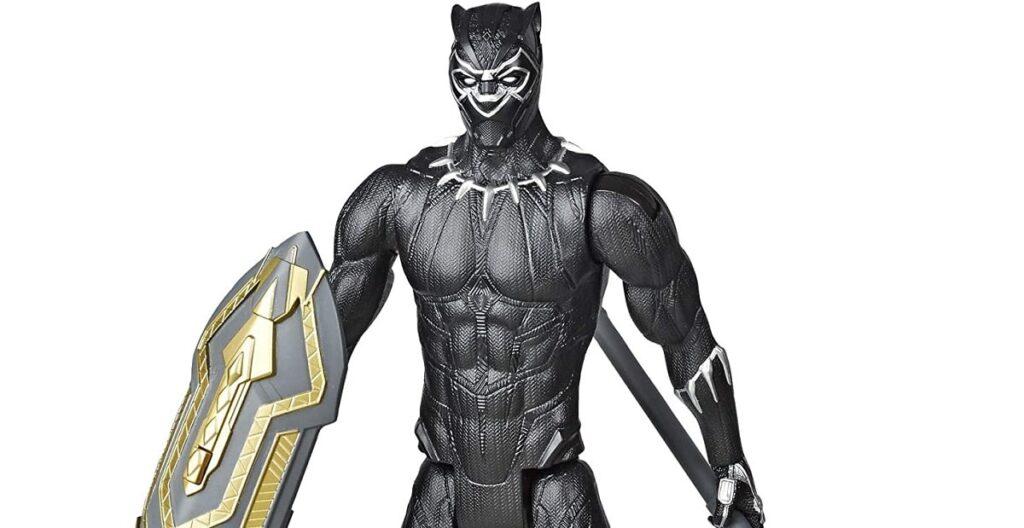 black panther regali natali action figure-min