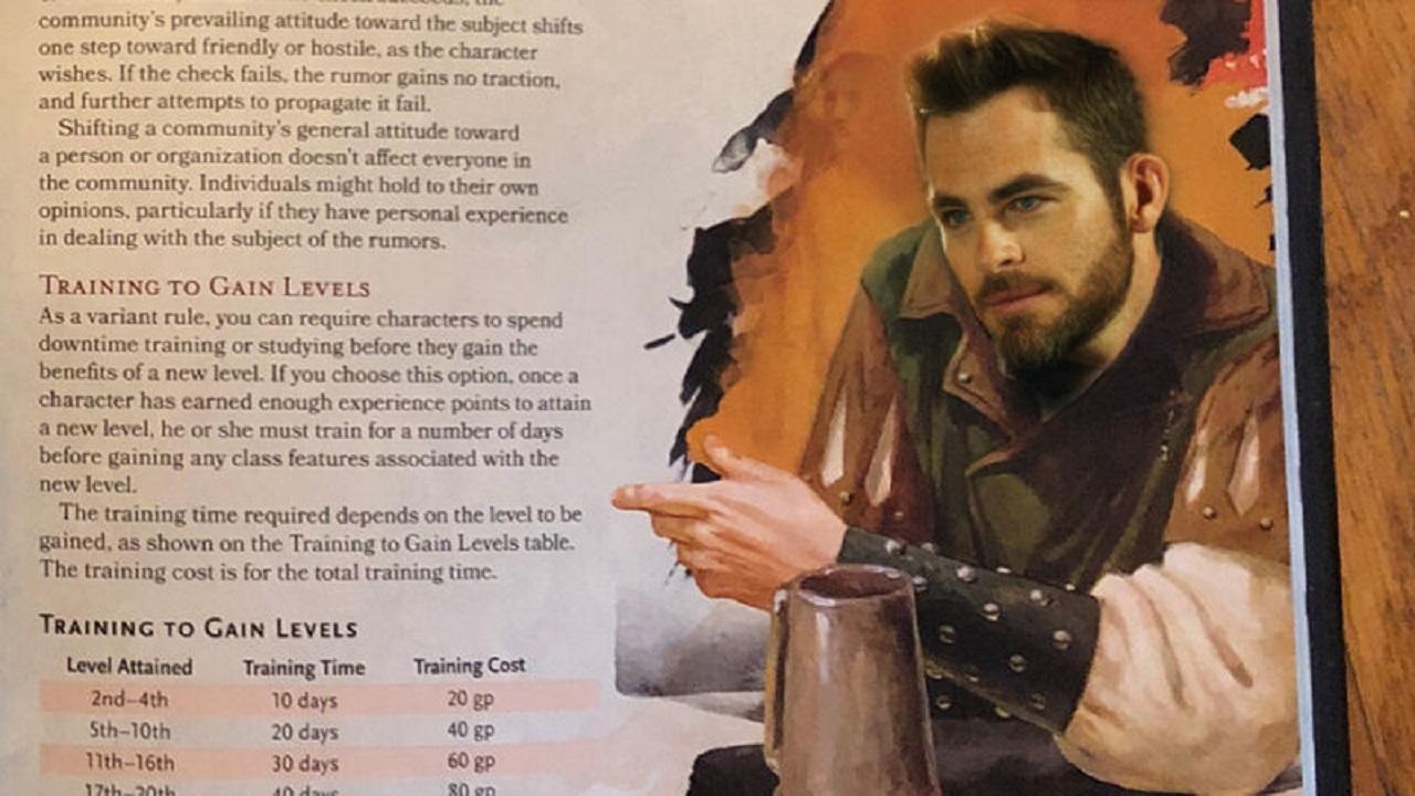 Chris Pine sarà il protagonista del film di Dungeons & Dragons? thumbnail