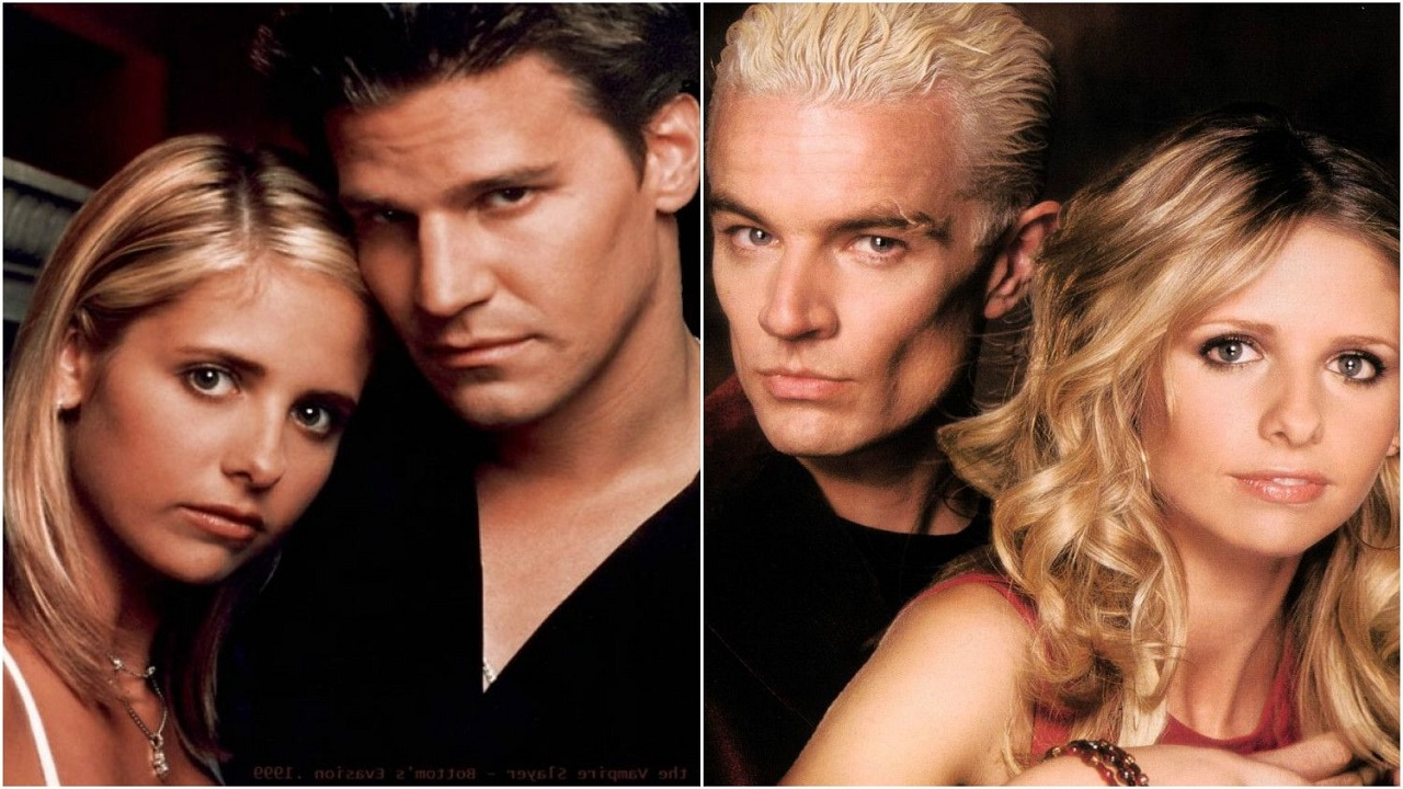 Angel o Spike, chi era più adatto a Buffy? Parla David Boreanaz thumbnail
