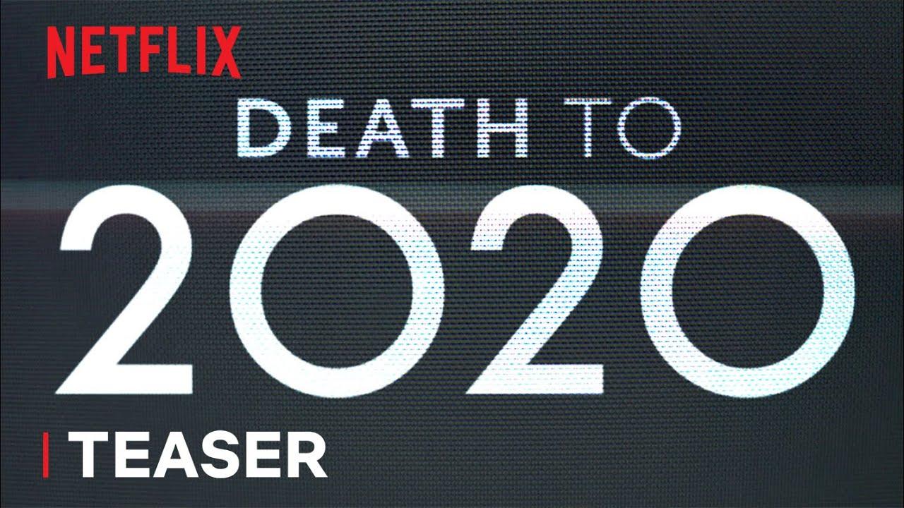Death to 2020: il teaser del mockumentary alla Black Mirror thumbnail