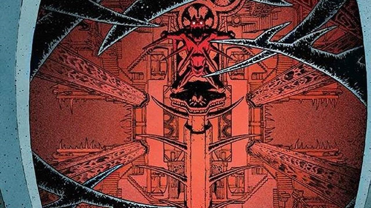 Discesa all'Inferno - Omnibus, l'edizione definitiva dell'opera di Ennis e Sudzuka thumbnail