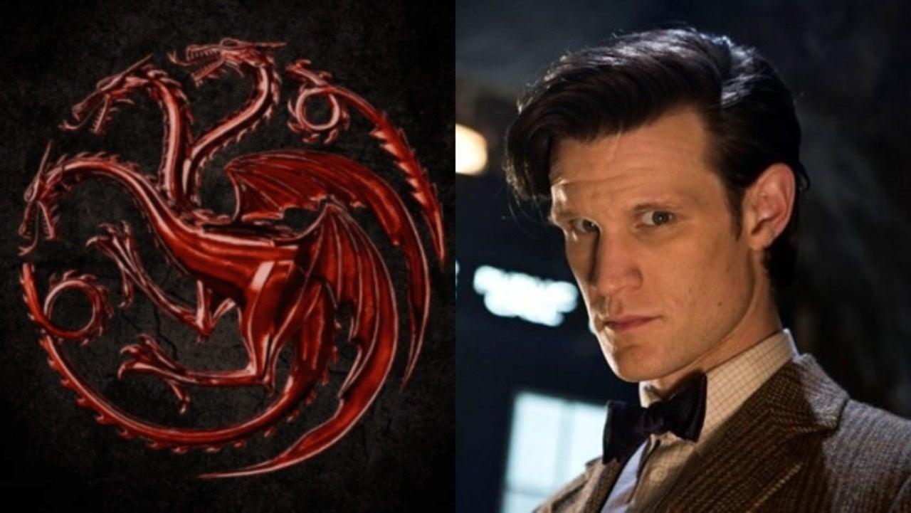 Matt Smith è pronto a cavalcare i draghi in House of the Dragon thumbnail