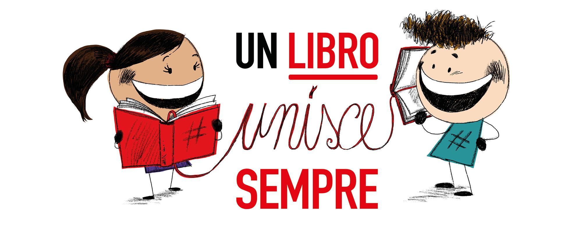 #ioleggoperché porta i libri nelle scuole anche in tempo di Covid thumbnail