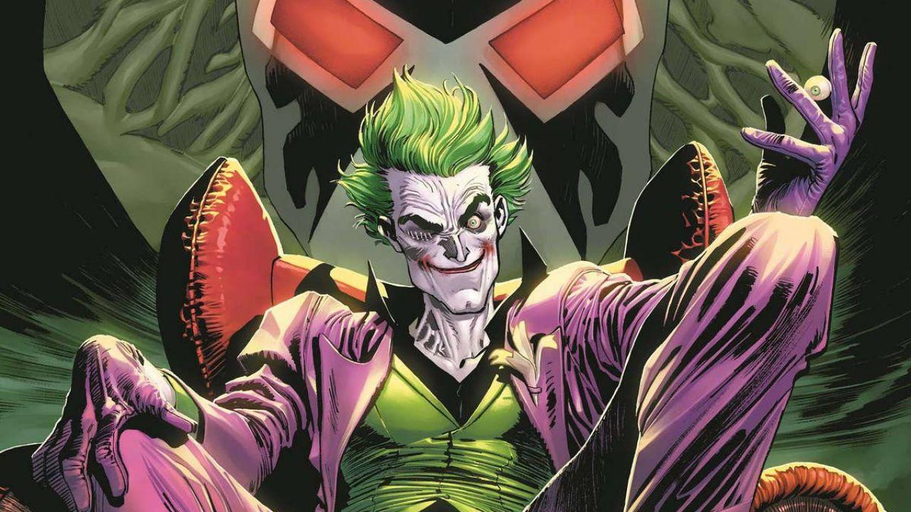 DC Comics lancia una serie mensile dedicata al Joker thumbnail