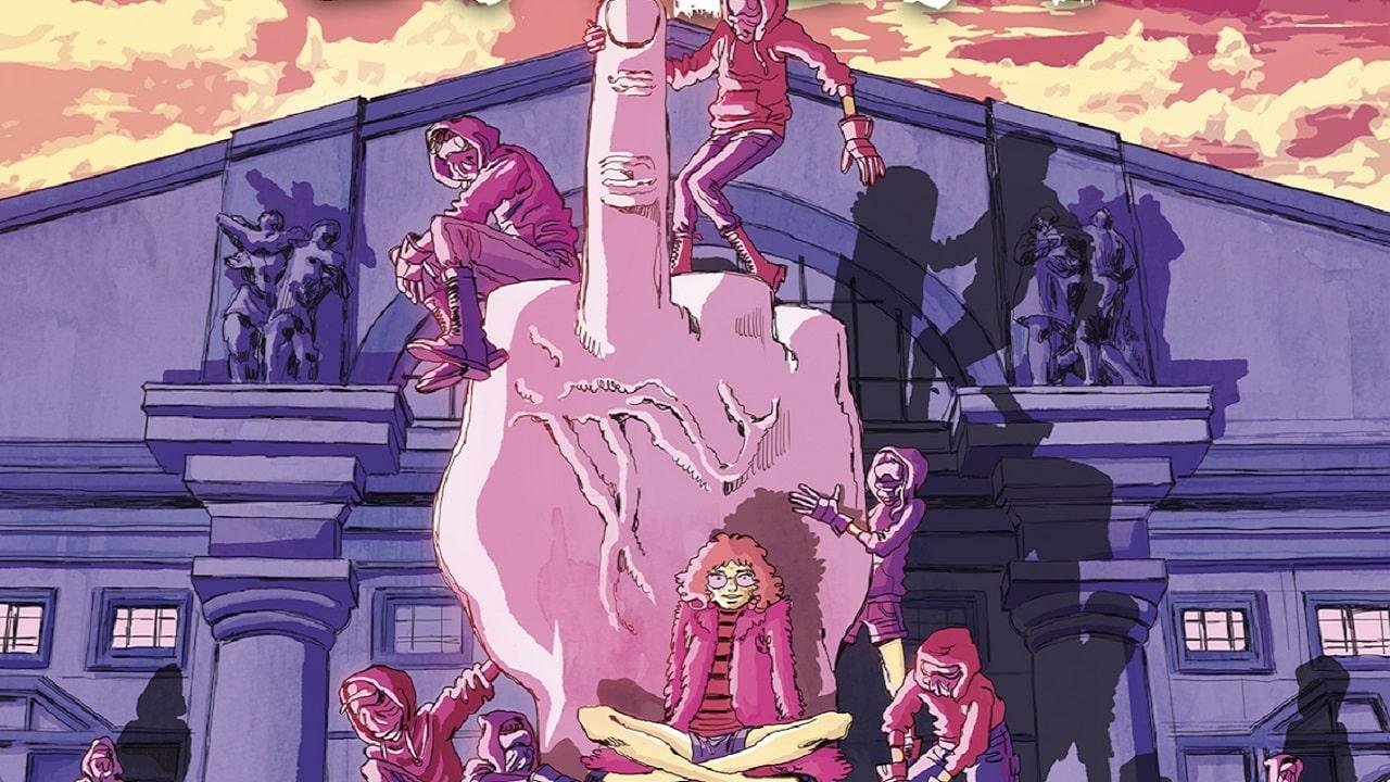 L'Aida incontra The Virus nella nuova graphic novel di Sergio Gerasi thumbnail