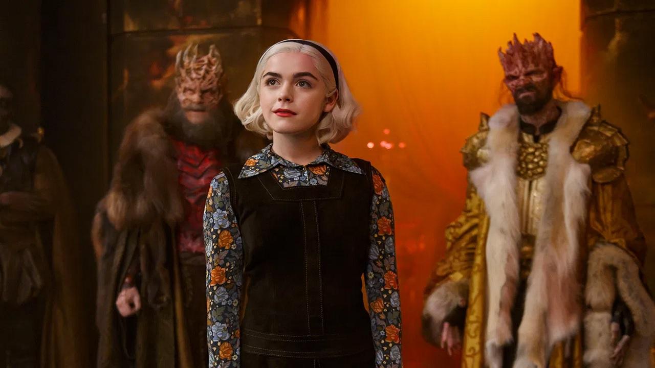 Le terrificanti avventure di Sabrina: cos'è accaduto nella terza stagione? thumbnail