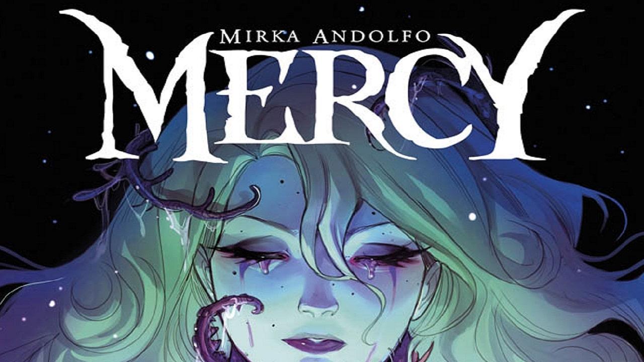 Arriva in fumetteria il terzo volume di Mercy, la saga di Mirka Andolfo thumbnail