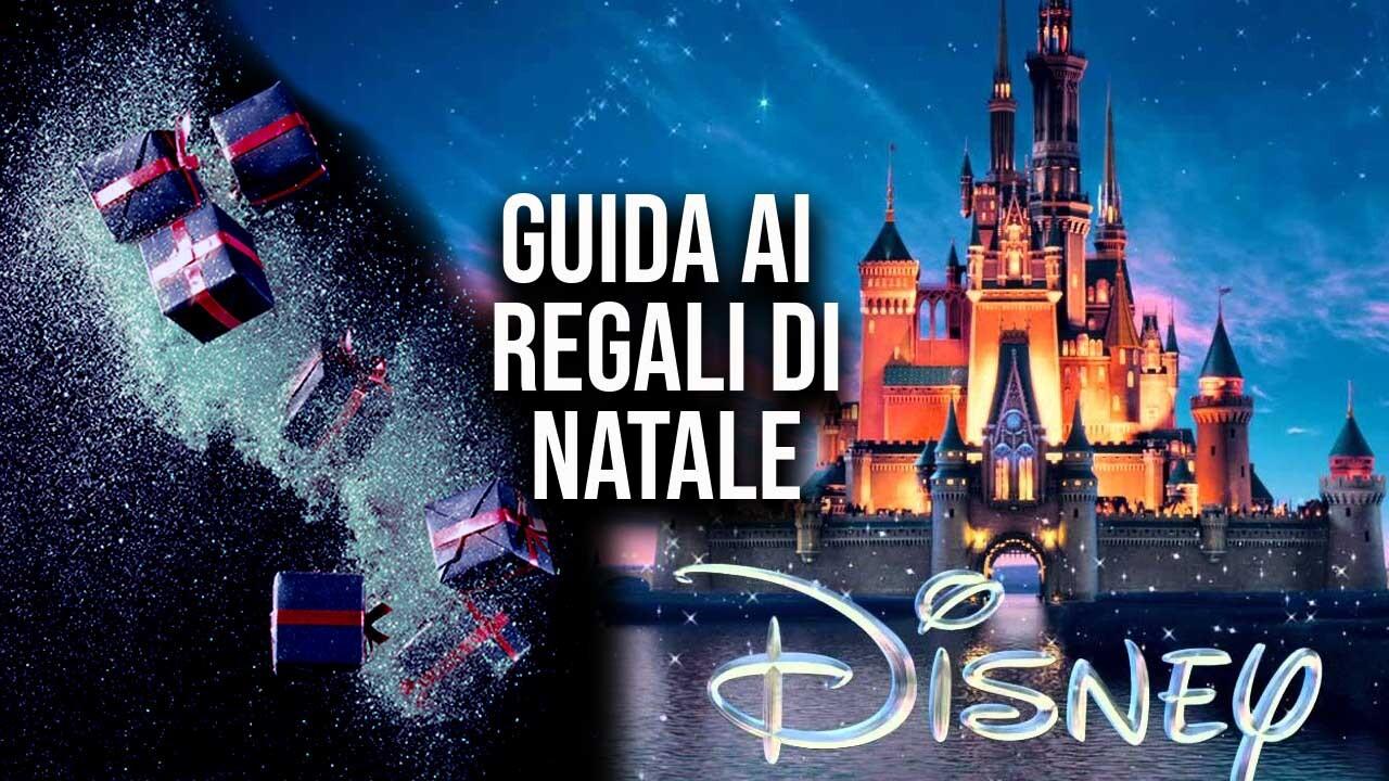 Regali Disney: tante idee per un Natale magico! thumbnail