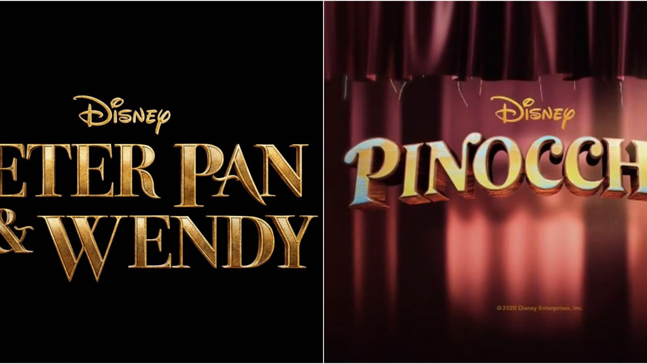 Svelati i loghi di Pinocchio e Peter Pan & Wendy thumbnail